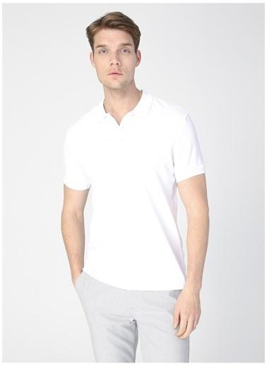 Fabrika Fabrika Erkek Beyaz Polo T-Shirt Beyaz